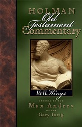 Holman Old Testament Commentary - 1 & 2 Kings - eBook