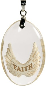 Faith Wings Pendant