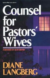 Counsel for Pastors' Wives - eBook