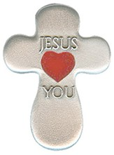 Jesus Loves You Pocket Token