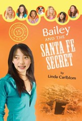 Bailey and the Santa Fe Secret - eBook