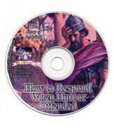 How to Respond When Hurt or Offended Audio CD