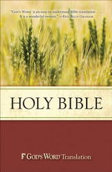 Holy Bible, GOD'S WORD Translation (GW) - eBook
