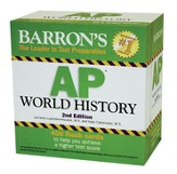 AP World History Flash Cards, 2nd Edition