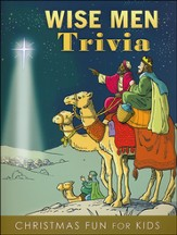 Wise Men Trivia: Christmas Fun for Kids - Slightly Imperfect