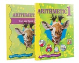 Grade 1 Homeschool Child Arithmetic Kit