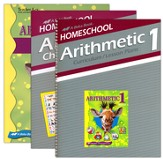 Grade 1 Homeschool Parent Arithmetic Kit