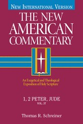 1, 2 Peter, Jude: New American Commentary [NAC] -eBook
