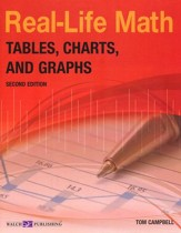 Real-Life Math: Tables, Charts, and Graphs