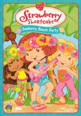 Strawberry Shortcake: Seaberry Beach Party, DVD