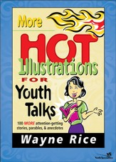 More Hot Illustrations for Youth Talks - eBook