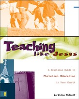 Teaching Like Jesus - eBook