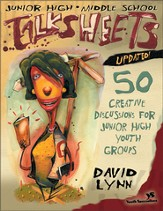 Junior High and Middle School Talksheets-Updated!: 50 Creative Discussions for Junior High Youth Groups - eBook