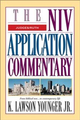 Judges & Ruth: NIV Application Commentary [NIVAC] -eBook