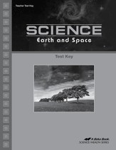 Science: Earth and Space Tests Key