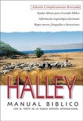 Manual biblico de Halley con la Nueva Version Internacional - eBook