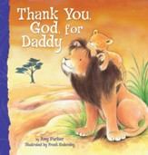 Thank You, God, For Daddy - eBook