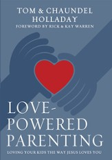Love Them Like Jesus: Relationship Principles for Parents - eBook
