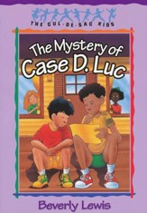 Mystery of Case D. Luc, Cul-de-Sac Kids #6 Series