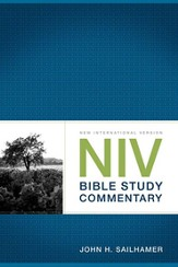 NIV Bible Study Commentary / Abridged - eBook
