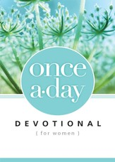 Once-A-Day Devotional for Women - eBook