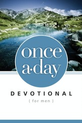 Once-A-Day Devotional for Men - eBook