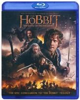 The Hobbit: The Battle of Five Armies, Blu-ray/DVD/Digital HD