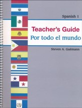 Por todo el mundo Spanish Year 1 Teacher Guide