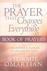 Prayer That Changes Everything Book of Prayers - eBook