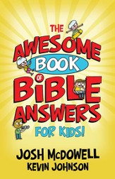Awesome Book of Bible Answers for Kids, The - eBook