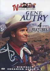 Gene Autry, DVD
