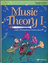 Music Theory I Teacher Edition (3-4)