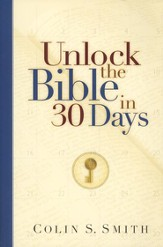 Unlock the Bible in 30 Days - eBook
