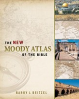 The New Moody Atlas of the Bible - eBook