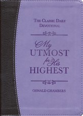 My Utmost for His Highest, Deluxe edition