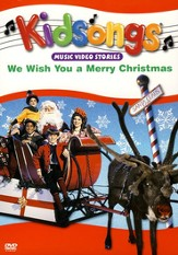 Kidsongs: We Wish You A Merry Christmas, DVD