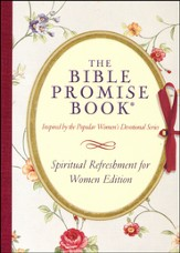The Bible Promise Book: Spiritual Refreshment for Women Edition