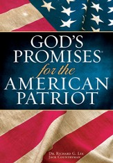 God's Promises for the American Patriot - eBook