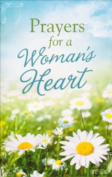 Prayers for a Woman's Heart - Slightly Imperfect