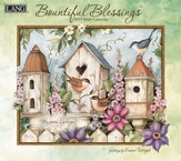 2017 Bountiful Blessings Wall Calendar