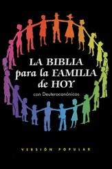 La Biblia para la Familia de Hoy con Deut. VP, Enc. Rústica  (VP Bible for Today's Family w/Deuterocanonicals, Softcover)