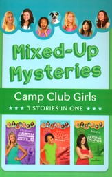 Mixed-Up Mysteries: 3 Stories in 1