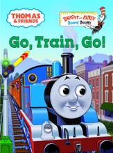 Go, Train, Go! (Thomas and Friends) - eBook