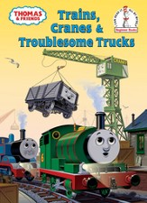 Trains, Cranes and Troublesome Trucks (Thomas and Friends) - eBook