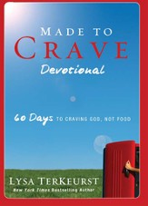 Made to Crave Devotional - eBook