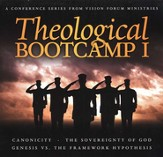 Theological Bootcamp Volume 1 Audio CD Set