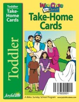 Toddler Take-Home Cards: Wee Ones for Christ