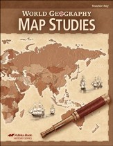 World Geography Map Studies Teacher Key