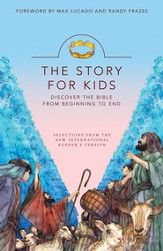 The Story for Kids: Discover the Bible from Beginning to End / New edition - eBook