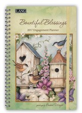 2017 Bountiful Blessings Spiral Engagement Planner